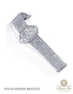 "Anna Hu Jewelry  Madonna's ""W.E.""-Gorgeous Wallis Simpson in ANNA HU HAUTE JOAILLERIE"