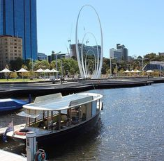 The Little Ferry Co. will be on the water every day in their two boutique electric ferries providing a regular ferry service around Perth's central waterways. Us Travel, Places To Travel, Little Ferry, Slums, Western Australia, Perth, Marina Bay Sands, Trip Advisor, Westerns