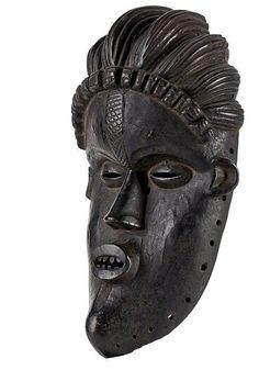 Bassa Geh Naw Mask, Liberia