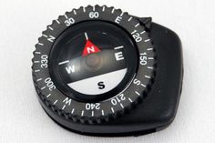 Survival Watch Band Clip Compass - Product Catalog - Marathon Watch Company Ltd