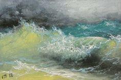 248  The Ocean Wave  ACEO open edition by vladimirmesheryakov, $2.99