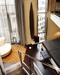 Suite loft hôtel Madrid, chambre de luxe, Urban Hotel - DERBY HOTELS