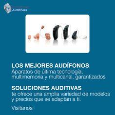 Audífonos Inteligentes de última tecnología en Soluciones Auditivas. Recibe más información Tel: 6110808  Whatsapp: 300 5260573