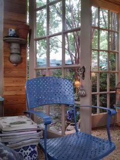 TARA DILLARD: Conservatory in the Gloaming