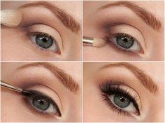 Makeup Tips for Blue Eyes | Found on makeupgeek.com