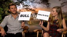 21 Things You Didn't Know About Scott Eastwood And Britt Robertson