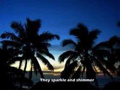 The Platters - Sleepy Lagoon (with lyrics)