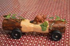 AHG Pinewood Derby: Beaver Log Pinewood Derby