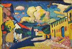 Kandinsky Work Auctioned For $21 Million But Misses The Mark ...