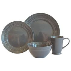 Found it at Wayfair - Darby 16 Piece Dinnerware Set