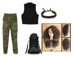 """Untitled #20"" by millzchick on Polyvore featuring Propper, Aéropostale, Converse and Gioelli Designs"