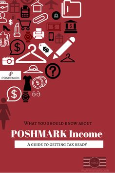 Have you ever wondered how Poshers are filling out their income tax return forms? Do you know whether or not you should be claiming your earnings to the IRS? Most of you are probably already Poshma…