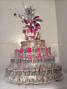 21st Birthday Gift Ideas Drunk barbie cake 21st birthday and
