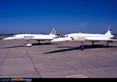 Aerospatiale-BAC Concorde 102 (G-BOAB) Aircraft Pictures & Photos (F-BTSD) Aircraft Pictures & Photos - AirTeamImages.com