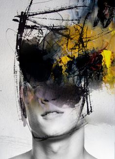 MYLOVT, the site where you'll find the  artworks of Antonio Mora ( Love his work )
