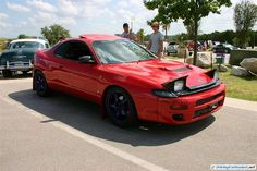 Cars and Coffee, Austin - August 2013. Celica GT-4. | Event: Cars ...
