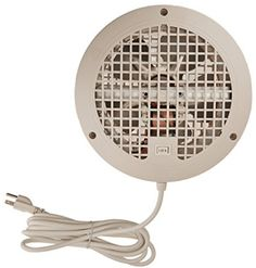 Suncourt ThruWall Room To Room Fan for Indoor Air Ventilation Solar Attic Fan, Metal Shutters, Air Ventilation, Best Ceiling Fans, Cool Walls, Exhausted, Frames On Wall, Kitchen Reviews, Window