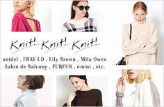 Knit! Knit!  Knit!