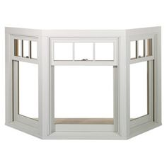 Window bump out house exterior pinterest window bay for Bay window replacement ideas