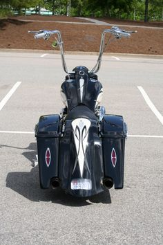 Bad Dad | Custom Bagger Parts for Your Bagger | Baggers :: Gary's Road King