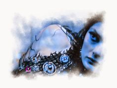 #Madamnesia #illustrator #painting #sirena  #digitalart #portraits #drawing #vectorportraits #portfolio #arte #artworks #people #community #artists #inspiration #works #project #Google+ #eye #particular