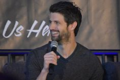 James lafferty at eyecon James Lafferty, Ghost Whisperer, 7th Heaven, Full House, The Fosters, Fictional Characters, Fantasy Characters