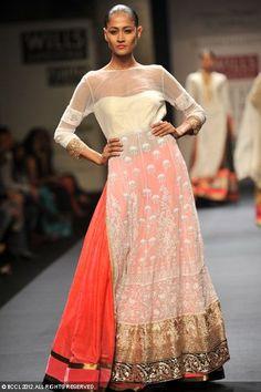 Manish Malhotra | #WIFW 2012