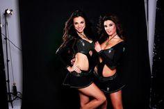 the Gorgeous Monster Energy Girls