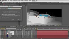 RampanTV Tutorial - Create realistic DOF and Fog effects using depth maps on Vimeo