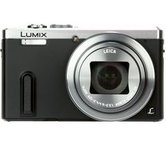 PANASONIC Lumix DMC-TZ60EB-S Superzoom Compact Camera - Silver Great birthday present for the boss this.  Funny how compacts like this have gone full circle and are now packed full of features to compete with the smart phone.
