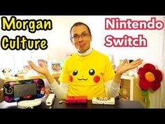 MORGAN CULTURE #1 | Pourquoi la Nintendo Switch va marcher - from #rosalys at www.rosalys.net - work licensed under Creative Commons Attribution-Noncommercial