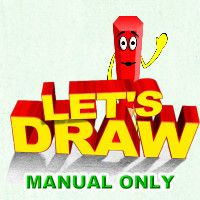 Get the Lets Draw Manual