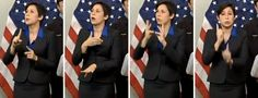 Why great sign language interpreters are animated #ASL #SignLanguage
