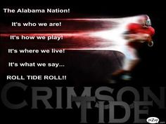 Bama Nation!
