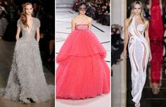 Oscars red carpet gown predictions - AP Photos