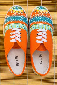 Pin on Sneakers and Shoes Painted