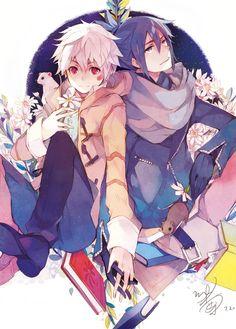 No 6 anime by Aubsneechan on deviantART