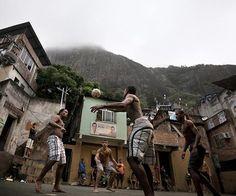 Favela Futebol Clube in training, new shirts on their way soon. #favela #streetphotography #streetfootball