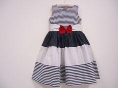 Vestido Infantil- TAMANHO 6 ANOS