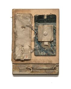"""irini gonou, """"talismanic book"""", from the exhibition """"talismans"""" november 2013 at martinos gallery, athens, greece"""