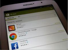 أعلنت شركة جوجل أن بإمكان المطورين الآن إضافة تطبيقات أندرويد متوافقة مع إصدار أندرويد 4.0 أو أي إصدار أحدث، حيث رفعت من الحجم الأقصى للتطبيقات التي يمكن ر