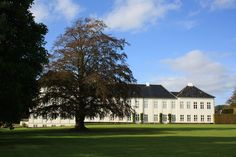 Gråsten Slot, kongeligt slot i Gråsten.