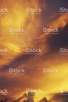 Dramatic Sunset Cloudscape Background in Soft Focus Cloud Photos, Image Now, Royalty Free Stock Photos, Clouds, Sky, Sunset, Photography, Heaven, Photograph