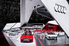 Audi auf der Mondial de l'Automobile 2012 in Paris | Schmidhuber
