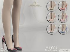 MJ95's Madlen Ciros Shoes