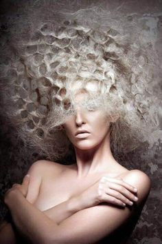 Hair by Dylan McConnachie.