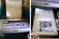 come stampare su tessuto senza comprare i fogli di tessuto stampabile