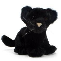 Bebé Pantera de peluche - más en peluchetes.com