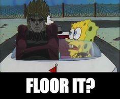 "Dio: ""Go."" | JoJo's Bizarre Adventure | Know Your Meme"