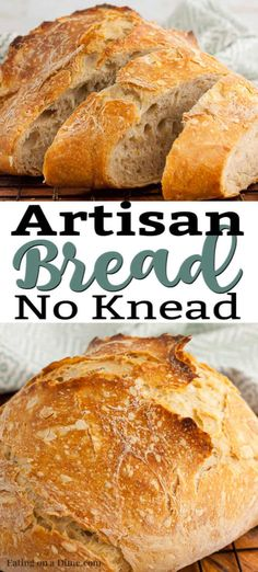 Artisan Bread Recipe – fast easy artisan bread recipe Artisan Bread Recipe only requires 3 simple ingredients and you can have homemade bread at home with little effort. Try this artisan sourdough bread recipe. Artisan Sourdough Bread Recipe, Artisan Bread Recipes, Best Bread Recipe, Easy Bread Recipes, Cooking Recipes, Basic Artisan Bread Recipe, Levain Bread Recipe, Easy Healthy Bread Recipe, Recipes